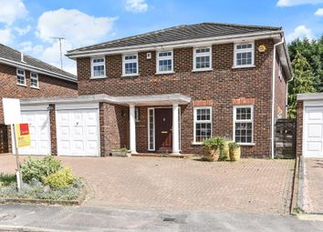 Thumbnail 5 bed detached house to rent in Eastglade, Northwood