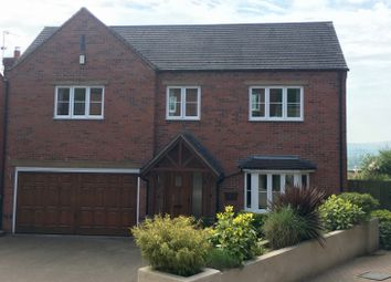 Thumbnail 5 bed detached house for sale in Howcombe Gardens, Napton, Southam