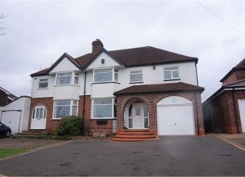 Thumbnail 4 bed semi-detached house for sale in Dark Lane, Birmingham