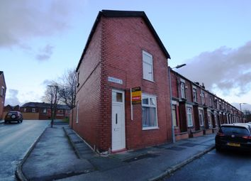 Thumbnail 2 bed end terrace house for sale in Kingsley Street, Halliwell, Bolton