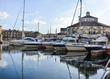 Thumbnail 1 bed flat to rent in Starboard Court, Brighton Marina, Brighton