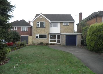 Thumbnail 3 bed detached house to rent in Dockers Close, Balsall Common, Coventry