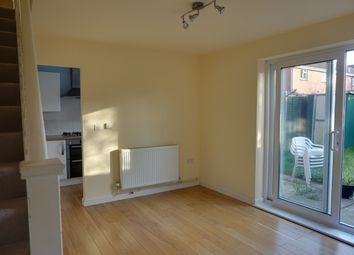 Thumbnail 1 bed end terrace house for sale in Duddon Close, West End, Southampton