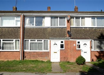 Thumbnail 3 bed town house to rent in Combe Road, Tilehurst, Reading, Berkshire