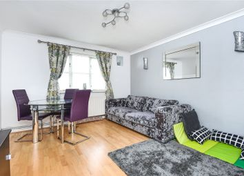 Thumbnail 2 bed flat for sale in Leigh Hunt Drive, London