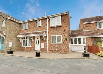 Thumbnail 3 bed semi-detached house for sale in Poultney Garth, Hedon, Hull