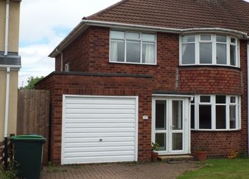 Thumbnail 3 bed property to rent in Elsma Road, Oldbury