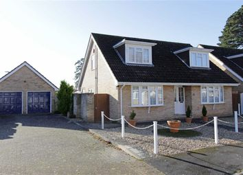 Thumbnail 3 bed bungalow for sale in Little Barrs Drive, New Milton