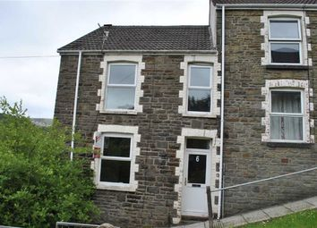 Thumbnail 3 bed end terrace house to rent in Upper Cross Street, Tirphil, New Tredegar