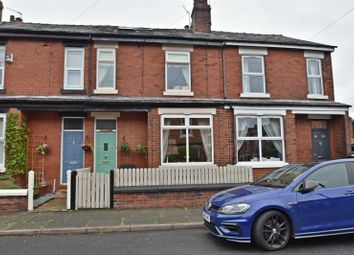Thumbnail 3 bed terraced house for sale in Randlesham Street, Prestwich, Manchester