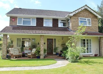 Thumbnail 5 bed detached house for sale in Widley Gardens, Widley, Waterlooville