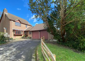 Thumbnail 4 bed detached house for sale in Applewood, Park Gate, Southampton