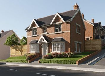 Thumbnail 3 bed detached house for sale in Plot 53, Maes Helyg, Vicarage Road, Llangollen