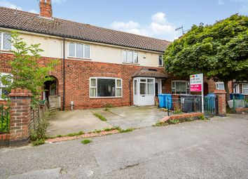 Thumbnail 4 bed terraced house for sale in Wingfield Road, Hull
