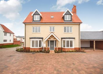 Thumbnail 4 bed detached house for sale in The Old Brewery, Hartford End, Chelmsford