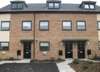 Thumbnail 3 bed town house to rent in Oak Road, Thurnscoe, Rotherham, South Yorkshire