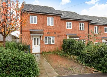 Thumbnail 3 bedroom end terrace house for sale in Mortimer Road, Oxford