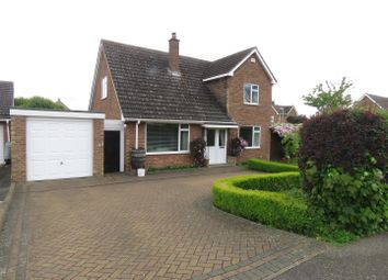 Thumbnail 4 bed property for sale in Elm Drive, St. Ives, Huntingdon