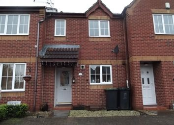 Thumbnail 2 bed town house for sale in Sussex Close, Giltbrook