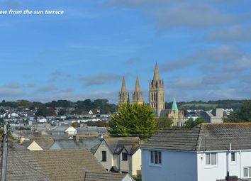 Thumbnail 2 bed flat for sale in Redannick Lane, Truro
