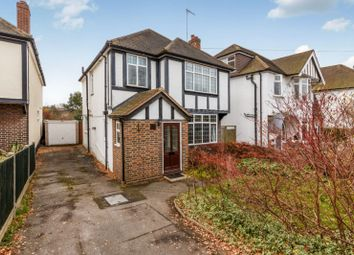 Thumbnail 3 bed detached house to rent in Charmouth Road, St.Albans