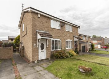 Thumbnail 2 bed semi-detached house for sale in St. Pauls Close, Spennymoor