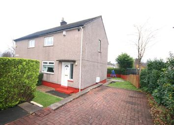 Thumbnail 2 bed semi-detached house for sale in Cedar Avenue, Johnstone