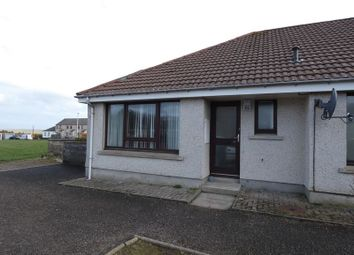 Thumbnail 1 bed semi-detached bungalow for sale in Henderson Street, Thurso