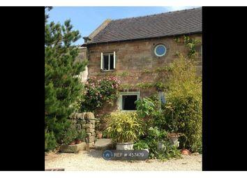 Thumbnail 1 bed semi-detached house to rent in Spout Barn Cottage, Shottle, Belper