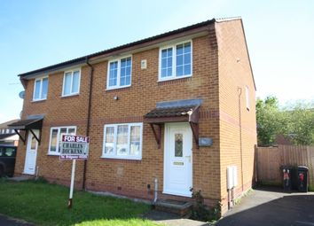 Thumbnail 2 bed semi-detached house for sale in Pollard Road, Bridgwater