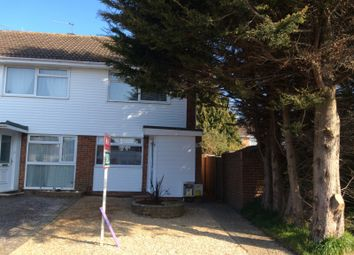Thumbnail 2 bed end terrace house to rent in Vancouver Road, Durrington