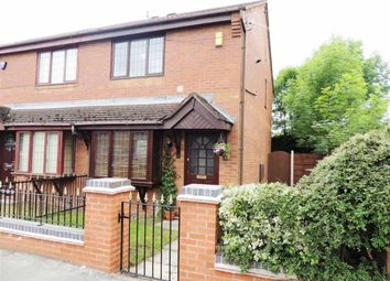 Thumbnail 3 bed semi-detached house for sale in Culcheth Lane, Newton Heath, Manchester