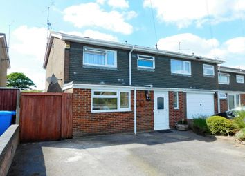 Thumbnail 4 bed end terrace house to rent in Galloway Road, Hamworthy, Poole, Dorset