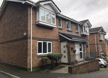 Thumbnail 1 bed flat for sale in Highbury Court, Neath, Neath Port Talbot.