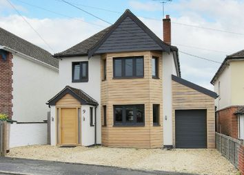 Thumbnail 3 bed detached house for sale in Leigh Gardens, Andover