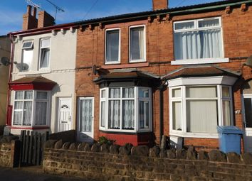 Thumbnail 2 bedroom terraced house to rent in Yorke Street, Mansfield Woodhouse, Mansfield