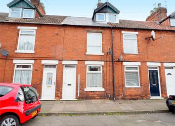 Thumbnail 3 bed terraced house for sale in York Street, Sutton-In-Ashfield, Nottinghamshire