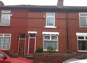 Thumbnail 2 bed property for sale in Audley Road, Levenshulme, Manchester