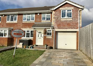 4 bed semi-detached house for sale in Sophia Gardens, Worle, Weston-Super-Mare BS22