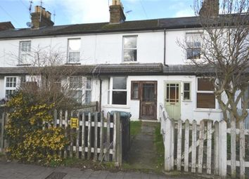 Thumbnail 3 bed terraced house for sale in New Road, Croxley Green, Rickmansworth Hertfordshire