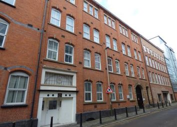 Thumbnail 2 bed flat for sale in Time House, 3 Duke Street, Leicester