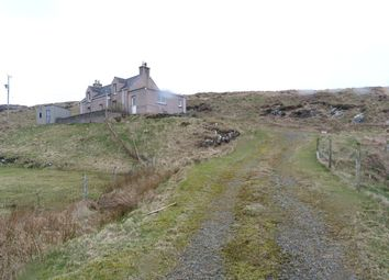 Thumbnail 3 bed detached house for sale in Croir, Berenra, Isle Of Lewis