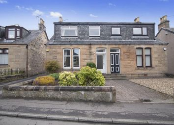 Thumbnail 4 bed semi-detached house for sale in Carronvale Road, Larbert