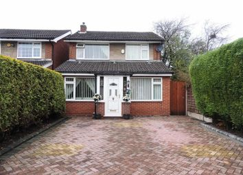 Thumbnail 3 bedroom detached house for sale in Cedarwood Avenue, Stockport