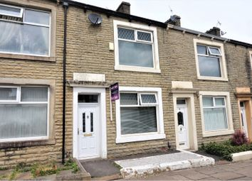 Thumbnail 2 bed terraced house for sale in Moss Hall Road, Accrington