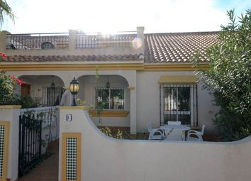 Thumbnail 2 bed town house for sale in Spain, Valencia, Alicante, La Zenia