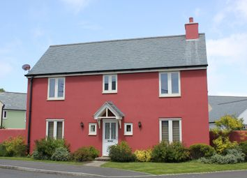 Thumbnail 4 bedroom detached house for sale in Briticheston Close, Plymstock, Plymouth