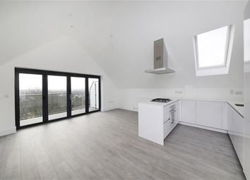 Thumbnail 2 bed flat to rent in Downsview Road, London