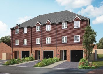 "Thumbnail 4 bed terraced house for sale in ""The Cranbrook "" at London Road, Westerham"