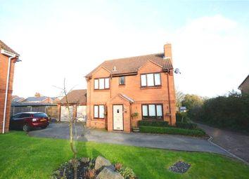 Thumbnail 4 bed detached house for sale in Emmets Nest, Binfield, Bracknell